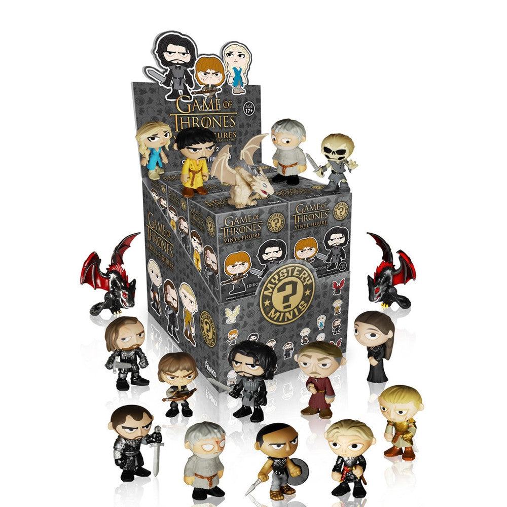Game of Thrones Series 2 Mystery Minis - Single Blind Box
