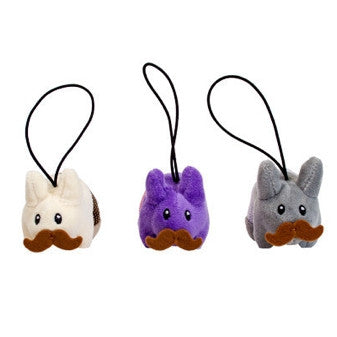 Cute N' Crazy Happy Labbit Plush Mini Series