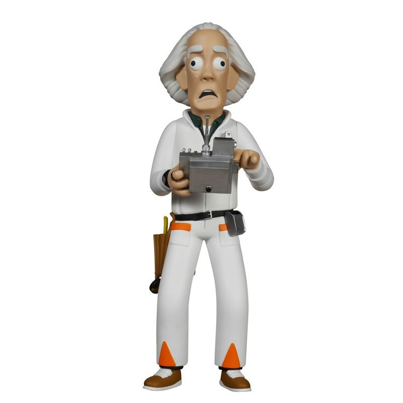 Dr. Emmett Brown - Vinyl Idolz: Back to the Future