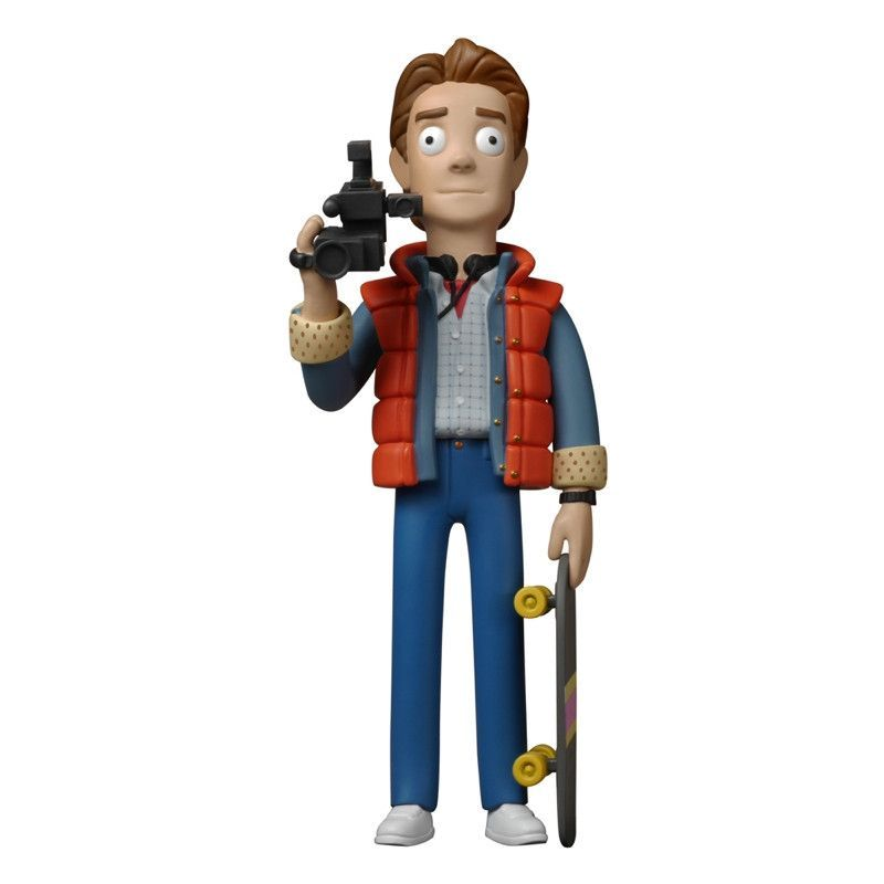 Marty McFly - Vinyl Idolz: Back to the Future