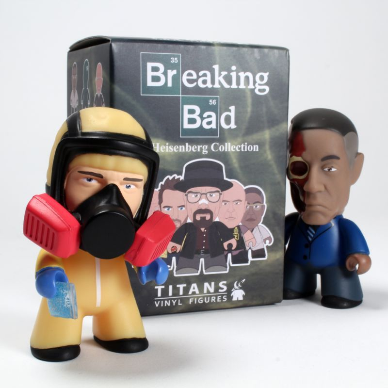 Breaking Bad Titans Heisenberg Collection -  Single Blind Box