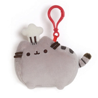 Chef Hat - Pusheen Backpack Clip