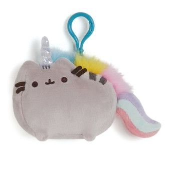 Pusheenicorn - Pusheen Backpack Clip