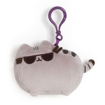 Sunglasses - Pusheen Backpack Clip