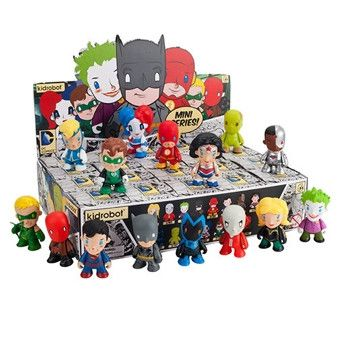 DC Universe Kidrobot Mini Series - Single Blind Box