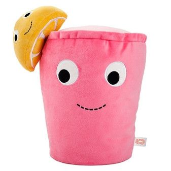 Pink Lemonade Large Plush - 16 inch Yummy World