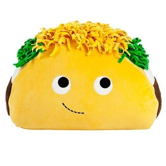 Taco Large Plush - 16 inch Yummy World
