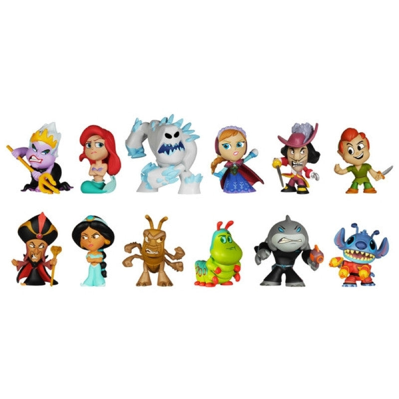Disney Heroes vs Villains Mystery Minis - Single Blind Box