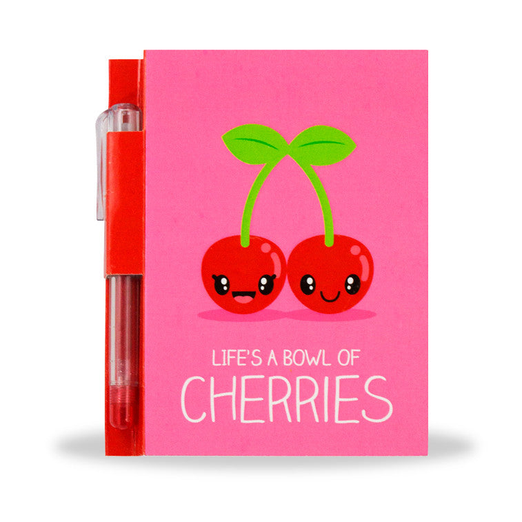 Sketch & Sniff - Note Pad - Cherry