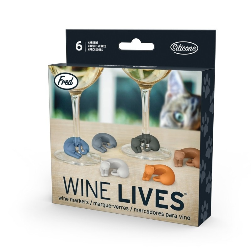 Wine Lives - Drink Markers
