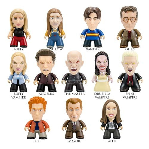 Buffy the Vampire Slayer Welcome to the Hellmouth -  Single Blind Box
