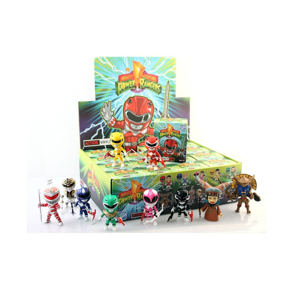 Mighty Morphin Power Rangers - Single Blind Box