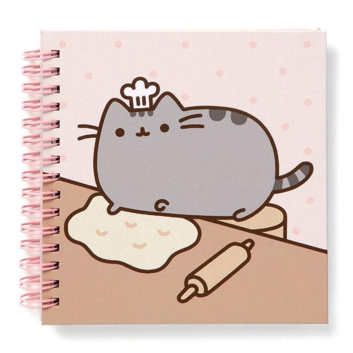 Pusheen Notebook