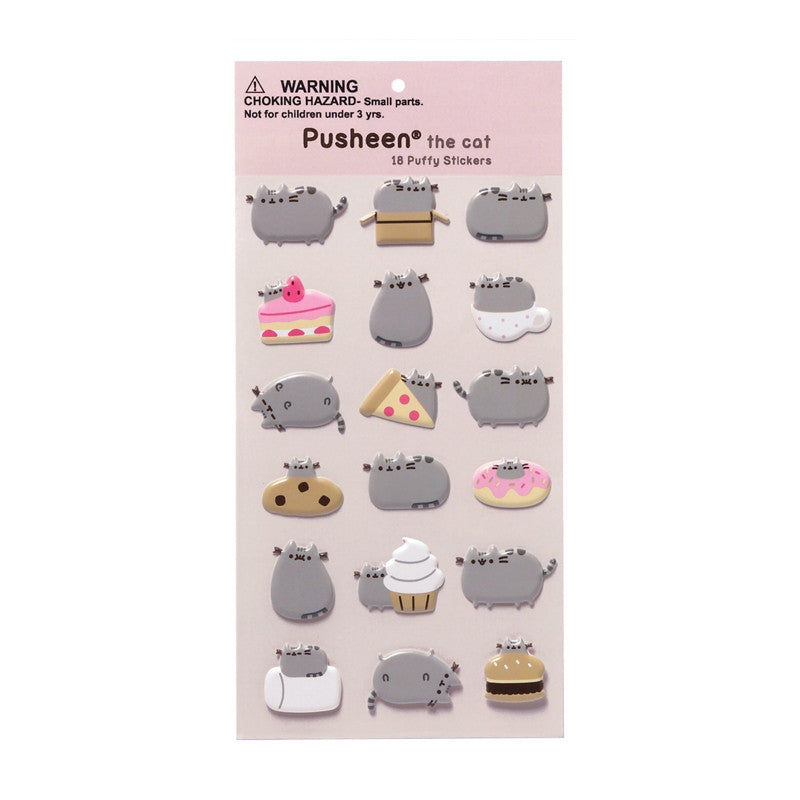 Pusheen Stickers