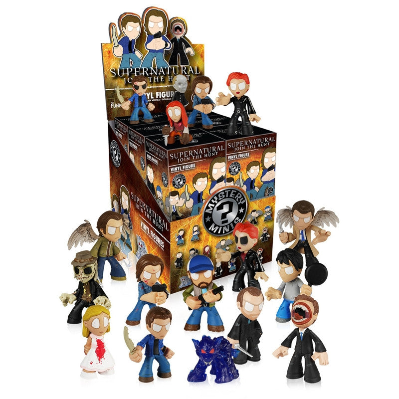 Supernatural - Mystery Minis - Single Blind Box