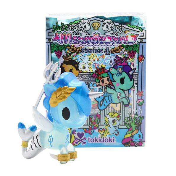 Mermicorno Series 4 Blind Box by tokidoki