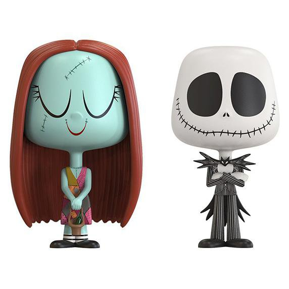 Funko VYNL Sally and Jack The Nightmare Before Christmas 2-Pack