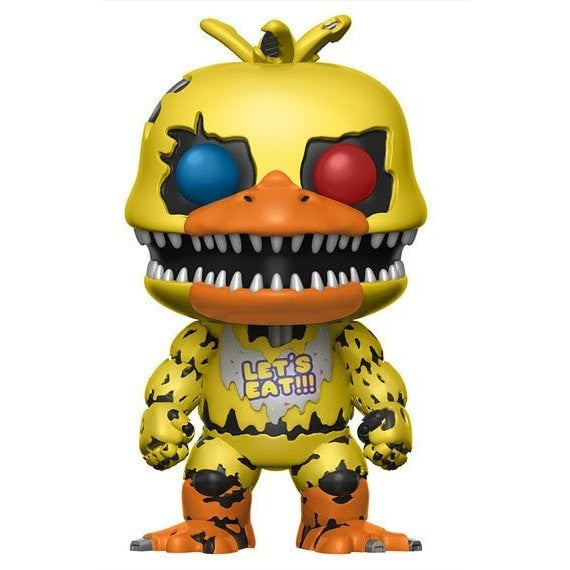 Nightmare Chica - Five Nights at Freddy's - POP! Games