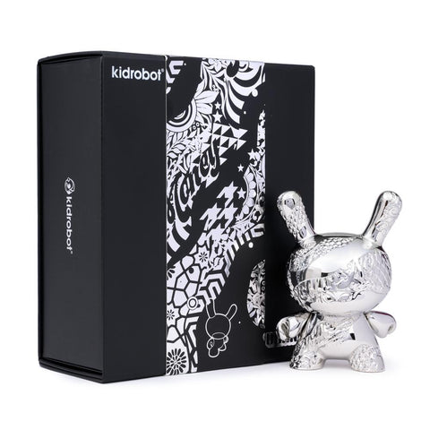 "New Money 5"" Metal Dunny by Tristan Eaton"
