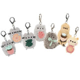 Pusheen Botanical Surprise Plush Keychain Blind Bag