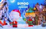 Dimoo Xmas Blind Box Series by Ayan Tang
