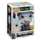 Weaponized Rick - Chase - Rick & Morty - POP! Animation