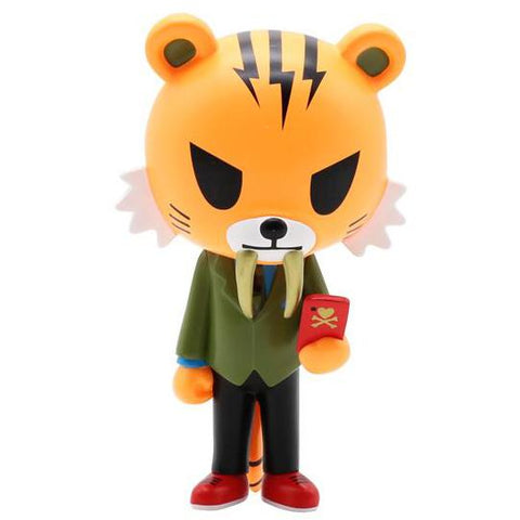 Tokidoki Salaryman Vinyl Figure - Orange
