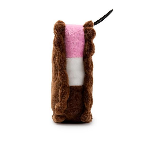 Sandy Neopolitan Ice Cream Sandwich - 4-inch Yummy World Plush