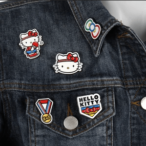 Hello Kitty x SPORTS Enamel Pin Blind Box