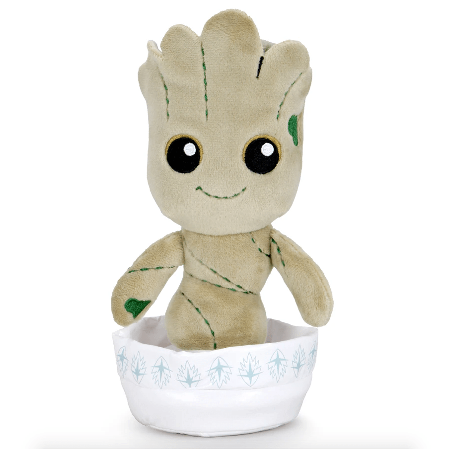 Potted Baby Groot Guardians of the Galaxy Phunny Plush