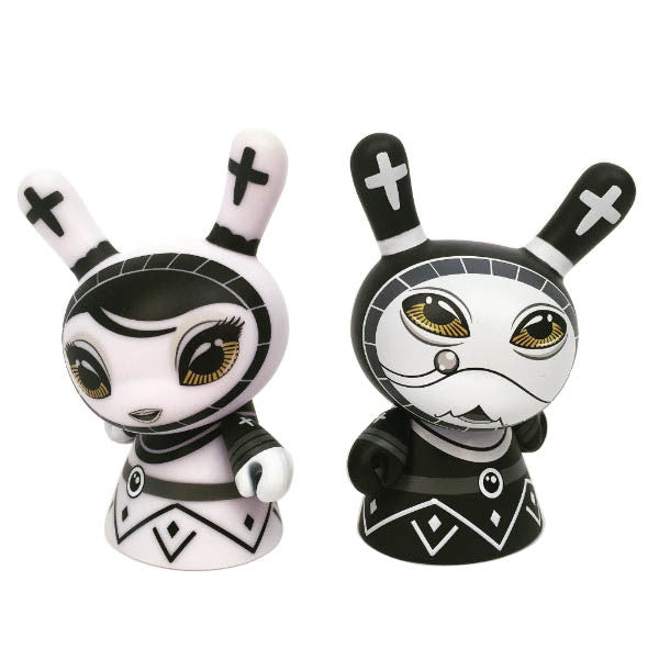 Shah Mat Dunny Chess Mini Series - 2 Pack