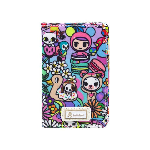 Tokidoki Flower Power Small Bifold Wallet