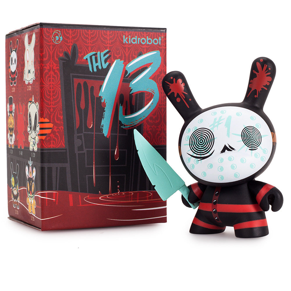 The 13 Dunny Series by Brandt Peters - Blind Box