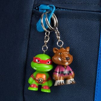 TMNT Keychain - Foot Soldier