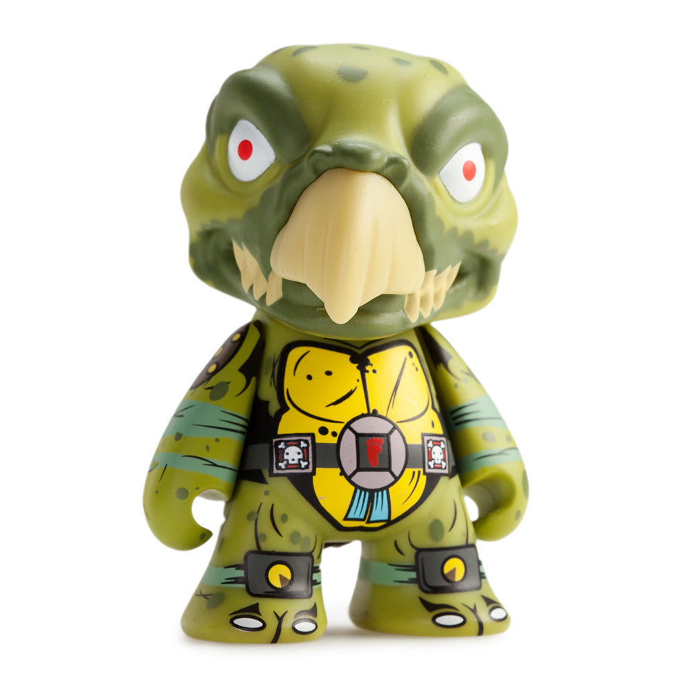 TMNT x Kidrobot Shell Shock Mini Series -  Blind Box