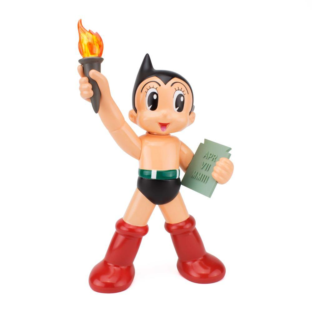 Astro Boy Statue Of Liberty
