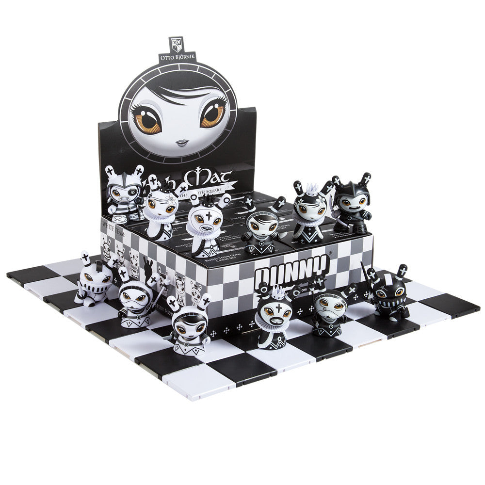 Shah Mat Dunny Chess Set - See Description Please
