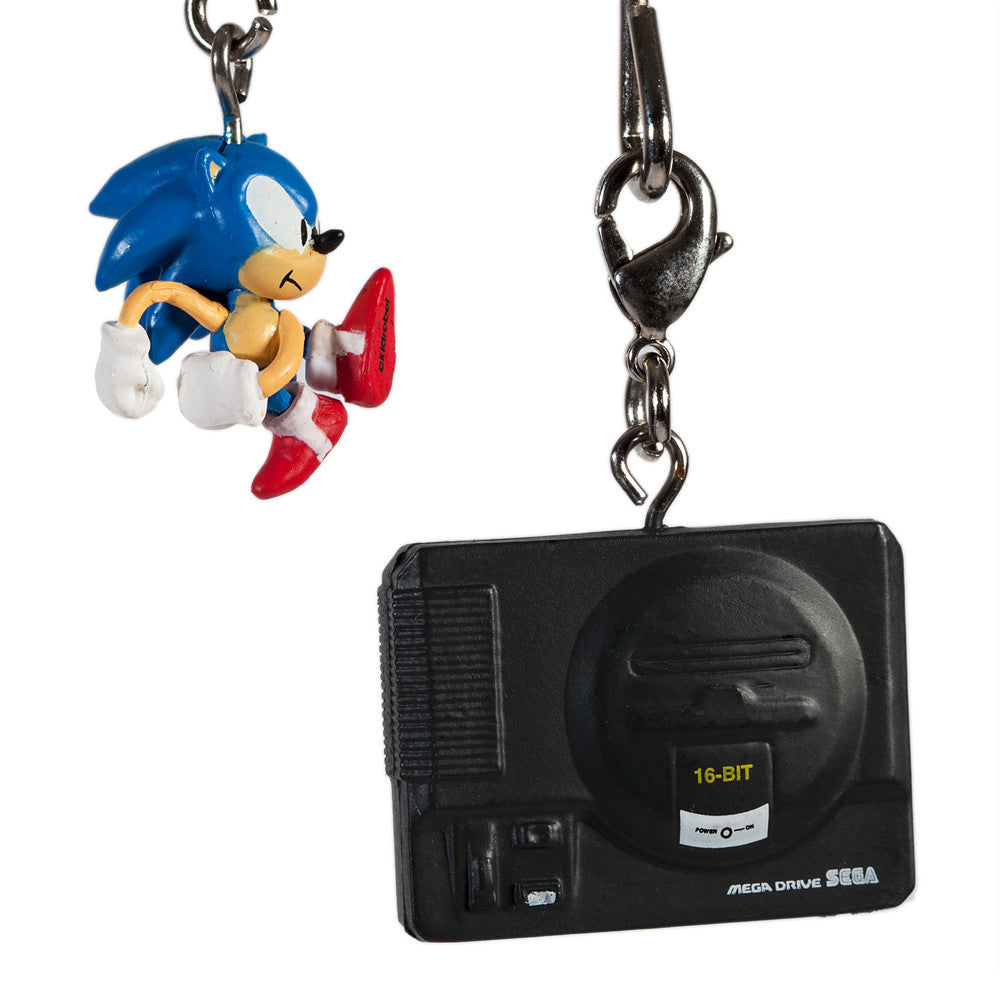 Sonic the Hedgehog Keychains - Single Blind Box