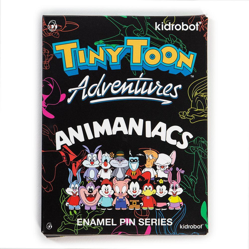 Tiny Toon Adventures & Animaniacs Enamel Pin Series