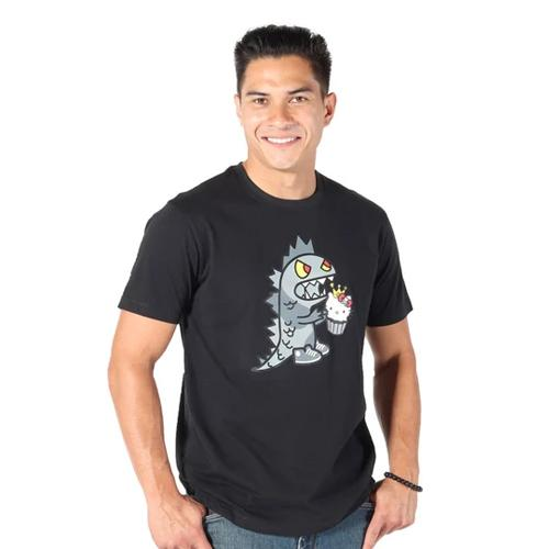 Hello Kaiju Cake Men's Tee by Tokidoki x Hello Kitty