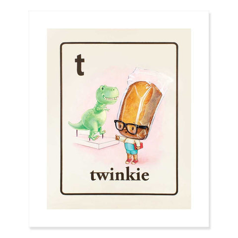 Twinkie Print by Cindy Scaife Pre-Order