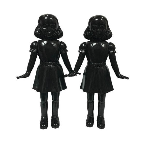 TWINS - Shadow Black Set