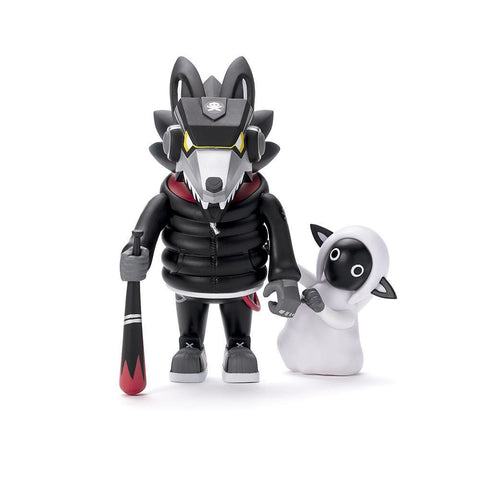 Ukami + Hitsuji Vinyl Figure Set by Quiccs