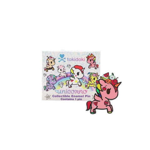 Tokidoki Unicorno Blind Box Enamel Pin