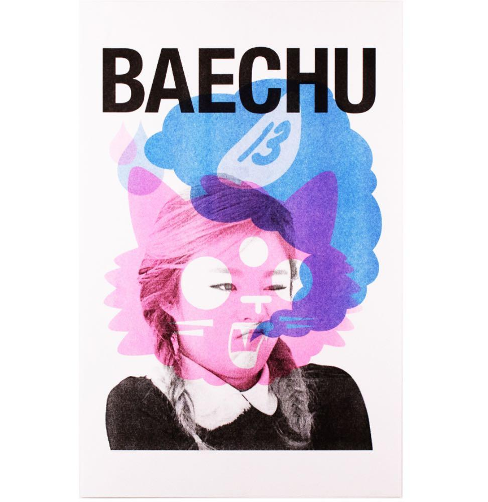 Baechu Print by Veggiesomething