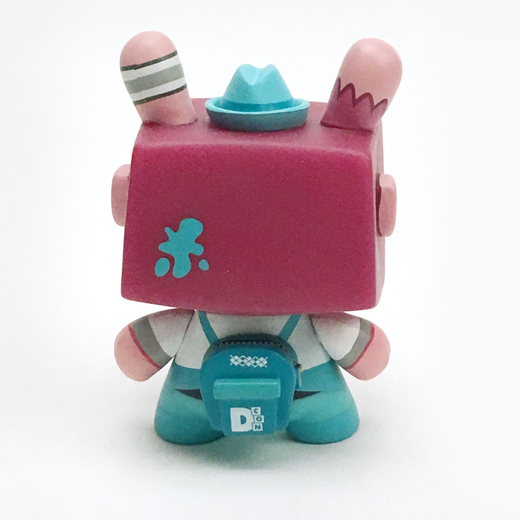 Vincent Pantone DCON 2018 Dunny — Polyphony Exclusive