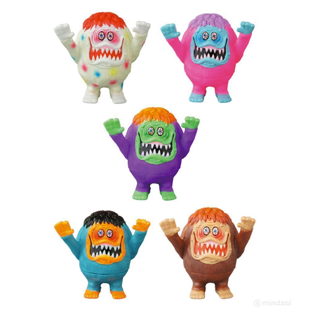 VAG Series 15 - Vongo by Shelter Bank - Complete set of 5