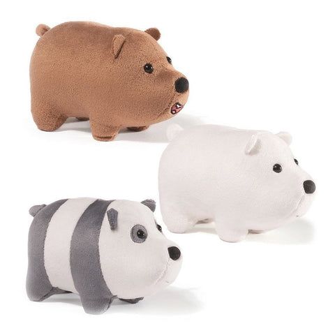 We Bare Bears Minis