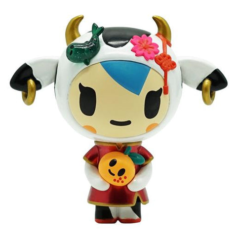 Year of the Ox Mozzarella Mini Figure Pre-Order