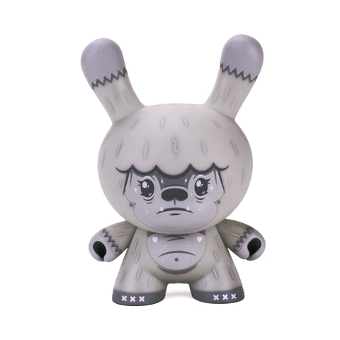 "Kono the Yeti - 1930's Sighting 8"" Dunny by Squink X Kidrobot"